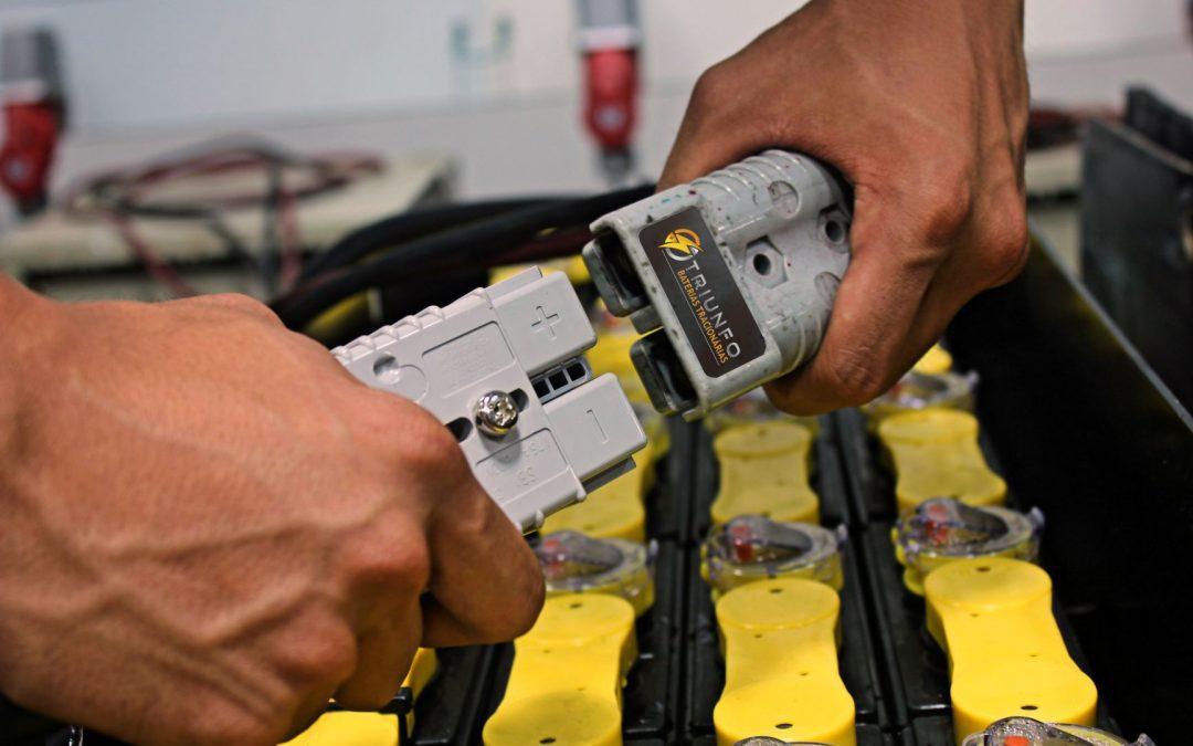 Principais cuidados a serem tomados com Baterias Tracionárias